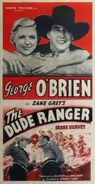 The Dude Ranger - Movie Poster (xs thumbnail)