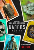 """Narcos: Mexico"" - Spanish Movie Poster (xs thumbnail)"