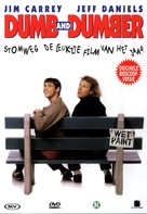 Dumb & Dumber - Dutch DVD cover (xs thumbnail)
