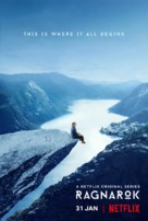 """Ragnarok"" - British Movie Poster (xs thumbnail)"