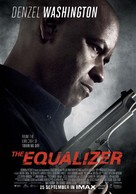 The Equalizer - Dutch Movie Poster (xs thumbnail)