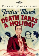 Death Takes a Holiday - DVD cover (xs thumbnail)