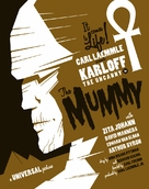 The Mummy - Homage movie poster (xs thumbnail)