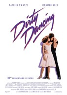 Dirty Dancing - French Re-release movie poster (xs thumbnail)