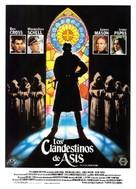 The Assisi Underground - Spanish Movie Poster (xs thumbnail)