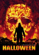 Halloween - Czech DVD movie cover (xs thumbnail)