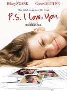 P.S. I Love You - Danish Movie Poster (xs thumbnail)