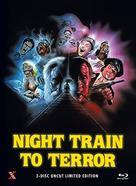 Night Train to Terror - German Movie Cover (xs thumbnail)