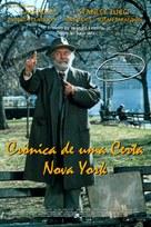 Joe Gould's Secret - Brazilian Movie Poster (xs thumbnail)