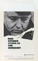 The Sergeant - Movie Poster (xs thumbnail)