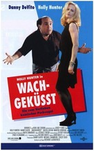 Living Out Loud - German VHS cover (xs thumbnail)