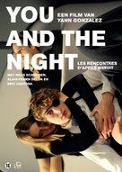 Les rencontres d'après minuit - Dutch Movie Poster (xs thumbnail)