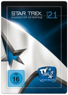 """Star Trek"" - German Movie Cover (xs thumbnail)"
