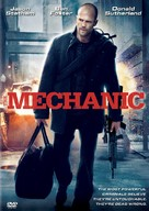 The Mechanic - DVD movie cover (xs thumbnail)