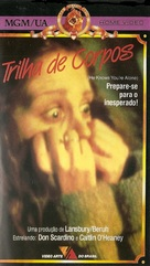He Knows You're Alone - Brazilian VHS movie cover (xs thumbnail)