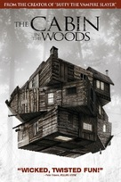 The Cabin in the Woods - DVD movie cover (xs thumbnail)