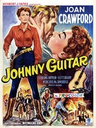 Johnny Guitar - Belgian Movie Poster (xs thumbnail)