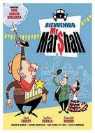 Bienvenido Mister Marshall - Spanish Movie Poster (xs thumbnail)