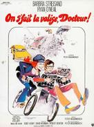 What's Up, Doc? - French Movie Poster (xs thumbnail)