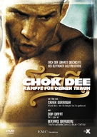 Chok Dee - German Movie Cover (xs thumbnail)
