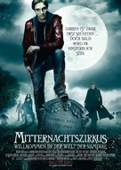 Cirque du Freak: The Vampire's Assistant - German Movie Poster (xs thumbnail)
