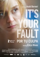 Por tu culpa - British Movie Poster (xs thumbnail)