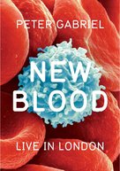 Peter Gabriel: New Blood/Live in London - DVD cover (xs thumbnail)