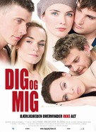 Dig og mig - Danish Movie Poster (xs thumbnail)