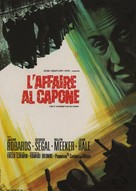 The St. Valentine's Day Massacre - French Movie Poster (xs thumbnail)