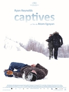 The Captive - French Movie Poster (xs thumbnail)