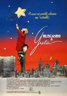 Garbo Talks - Spanish Movie Poster (xs thumbnail)