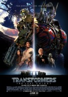 Transformers: The Last Knight - Lebanese Movie Poster (xs thumbnail)
