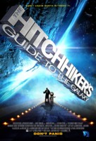The Hitchhiker's Guide to the Galaxy - Movie Poster (xs thumbnail)