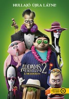 The Addams Family 2 - Hungarian Movie Poster (xs thumbnail)