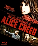 The Disappearance of Alice Creed - Blu-Ray movie cover (xs thumbnail)