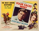 Four Faces West - Movie Poster (xs thumbnail)