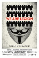 We Are Legion: The Story of the Hacktivists - Movie Poster (xs thumbnail)