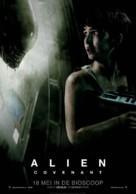Alien: Covenant - Dutch Movie Poster (xs thumbnail)