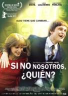 Wer wenn nicht wir - Spanish Movie Poster (xs thumbnail)