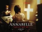 Annabelle: Creation - Vietnamese Movie Poster (xs thumbnail)