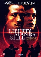 Liberty Stands Still - Danish DVD cover (xs thumbnail)