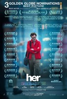 Her - Movie Poster (xs thumbnail)