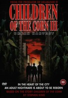 Children of the Corn III - British DVD movie cover (xs thumbnail)