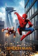 Spider-Man - Homecoming - Spanish Movie Cover (xs thumbnail)