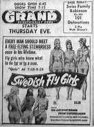 Christa: Swedish Fly Girls - poster (xs thumbnail)