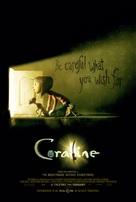 Coraline - Movie Poster (xs thumbnail)