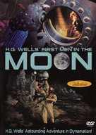 First Men in the Moon - DVD movie cover (xs thumbnail)