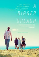 A Bigger Splash - Movie Poster (xs thumbnail)