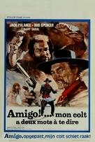 Si può fare... amigo - Belgian Movie Poster (xs thumbnail)