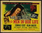 The Men in Her Life - Movie Poster (xs thumbnail)